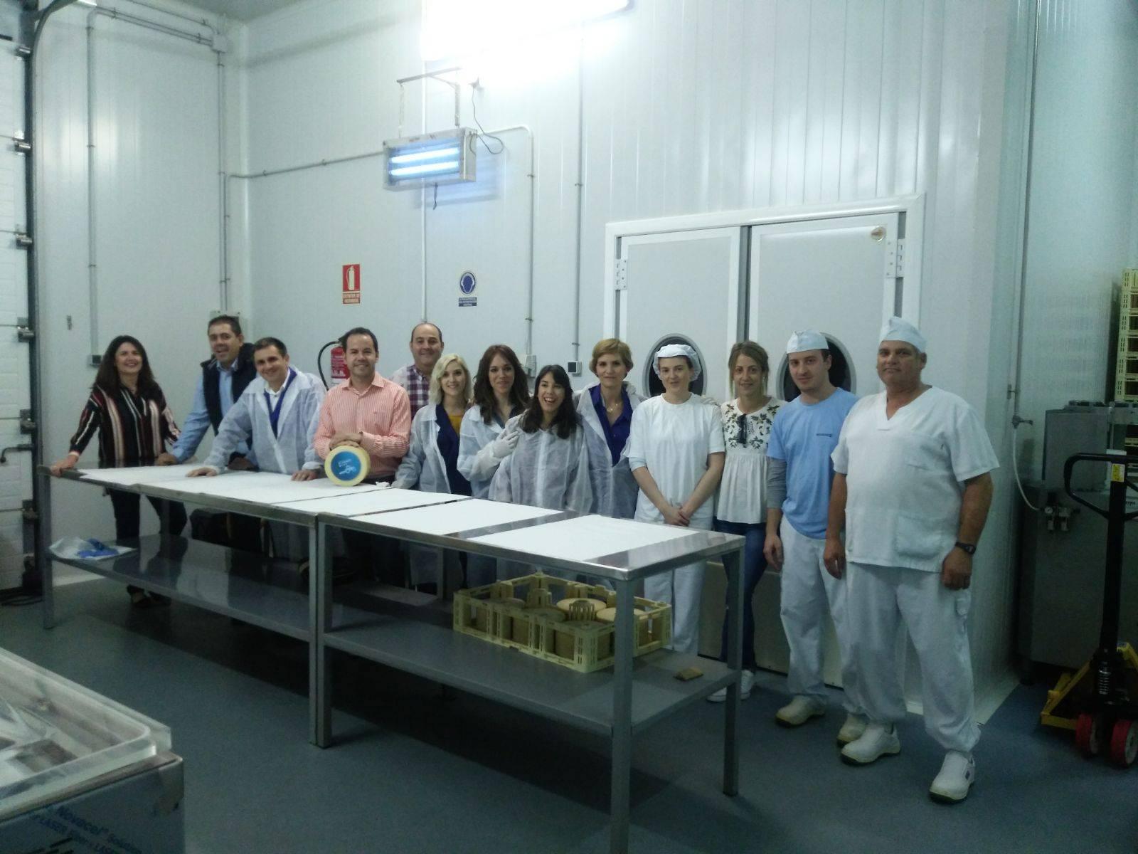 El Campo CMM elige Herencia para grabar la felicitación de San Isidro 2108 3