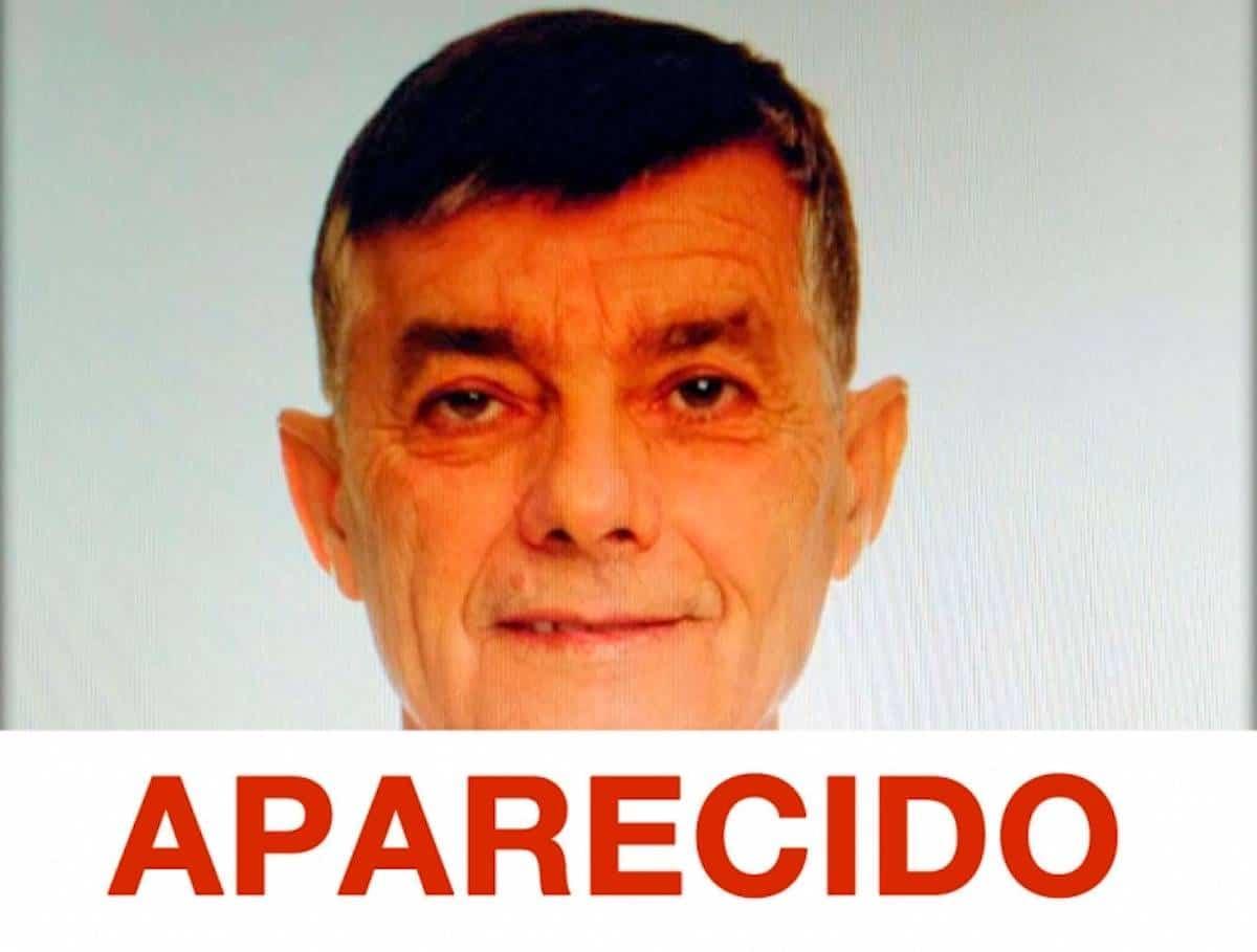 Localizado en buen estado el hombre desaparecido en Herencia 3