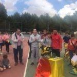 Entrega de trofeos del I Torneo Interescuelas de Tenis y Pádel 13