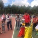Entrega de trofeos del I Torneo Interescuelas de Tenis y Pádel 16