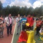 Entrega de trofeos del I Torneo Interescuelas de Tenis y Pádel 19
