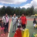 Entrega de trofeos del I Torneo Interescuelas de Tenis y Pádel 24
