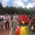 Entrega de trofeos del I Torneo Interescuelas de Tenis y Pádel 25