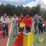 Entrega de trofeos del I Torneo Interescuelas de Tenis y Pádel 28