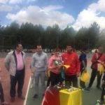 Entrega de trofeos del I Torneo Interescuelas de Tenis y Pádel 33