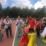 Entrega de trofeos del I Torneo Interescuelas de Tenis y Pádel 35