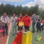 Entrega de trofeos del I Torneo Interescuelas de Tenis y Pádel 39