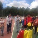 Entrega de trofeos del I Torneo Interescuelas de Tenis y Pádel 40