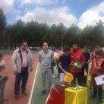 Entrega de trofeos del I Torneo Interescuelas de Tenis y Pádel 42