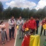 Entrega de trofeos del I Torneo Interescuelas de Tenis y Pádel 43