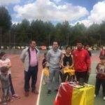 Entrega de trofeos del I Torneo Interescuelas de Tenis y Pádel 46