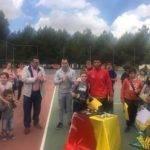 Entrega de trofeos del I Torneo Interescuelas de Tenis y Pádel 52