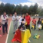 Entrega de trofeos del I Torneo Interescuelas de Tenis y Pádel 9