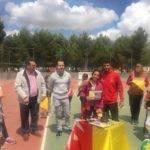 Entrega de trofeos del I Torneo Interescuelas de Tenis y Pádel 11