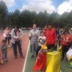 Entrega de trofeos del I Torneo Interescuelas de Tenis y Pádel 12