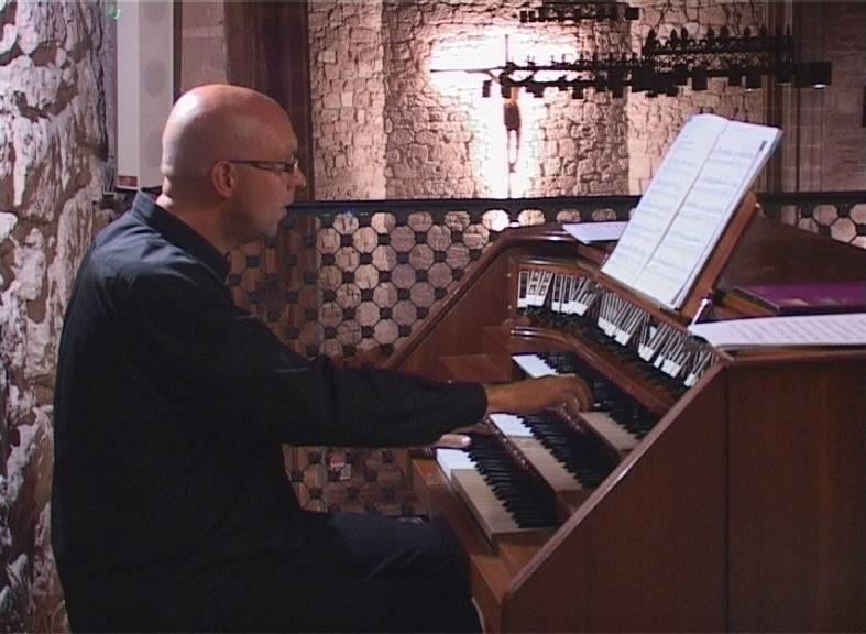 Eusebio Fernandez Villaca%C3%B1as organo - Eusebio Fernández-Villacañas tocará el órgano barroco de Herencia