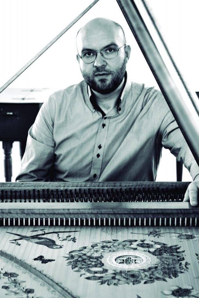 Eusebio Fernandez Villacañas - Eusebio Fernández-Villacañas tocará el órgano barroco de Herencia
