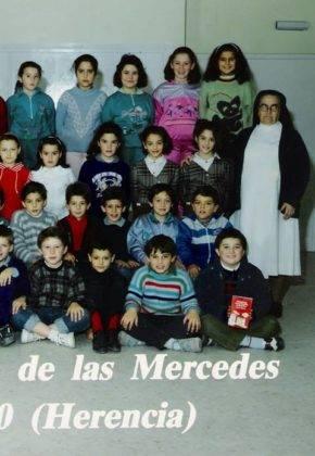 Fotos antiguas colegio nuestra señora de la merced de herencia0017 290x420 - Fotografías y vídeos del encuentro de antiguos alumnos del colegio Nuestra Señora de la Merced