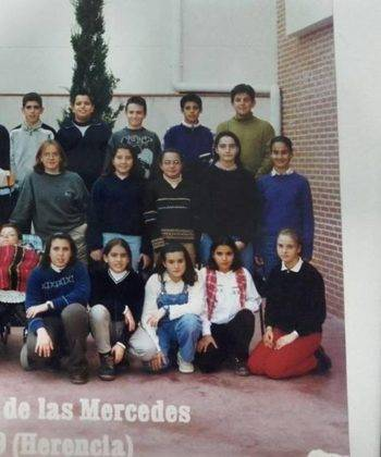 Fotos antiguas colegio nuestra señora de la merced de herencia0031 350x420 - Fotografías y vídeos del encuentro de antiguos alumnos del colegio Nuestra Señora de la Merced