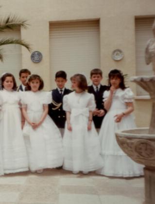 Fotos antiguas colegio nuestra señora de la merced de herencia0054 319x420 - Fotografías y vídeos del encuentro de antiguos alumnos del colegio Nuestra Señora de la Merced