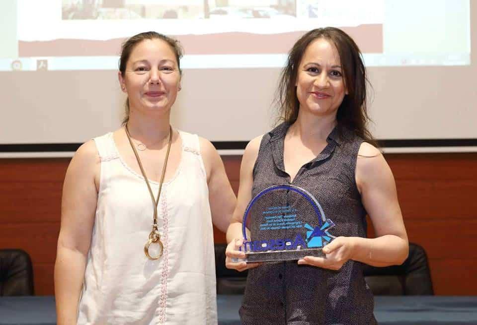 II premios ACESCAM Residencia San Francisco de Herencia - La Residencia San Francisco obtiene el Premio a la Gestión de la Confianza de ACESCAM