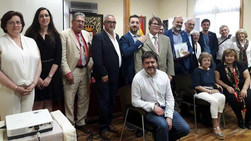 IICongreso Cervantes Origen - Pilar Fernández-Cañadas participó en el II Congreso Internacional 'Cervantes en el origen'