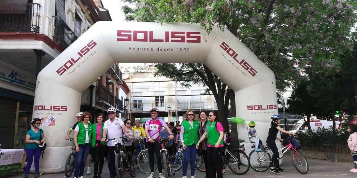 IX Marcha en bicicleta contra el cancer08 - Galería de fotos y vídeo de la XI Marcha en bicicleta