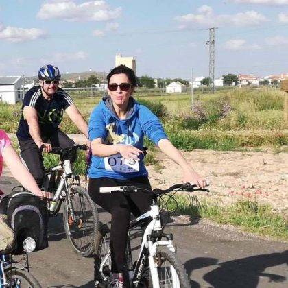 Galería de fotos y vídeo de la XI Marcha en bicicleta 50