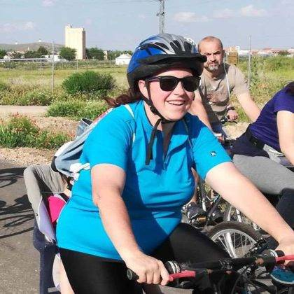 IX Marcha en bicicleta contra el cancer54 420x420 - Galería de fotos y vídeo de la XI Marcha en bicicleta