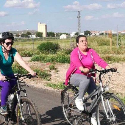 Galería de fotos y vídeo de la XI Marcha en bicicleta 60