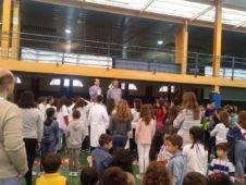 Jornadas Provinciales STEAM en Herencia3 226x170 - El Pabellón Municipal acoge las Jornadas Provinciales STEAM
