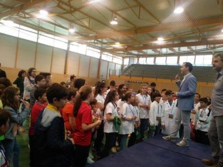 Jornadas Provinciales STEAM en Herencia4 457x343 - El Pabellón Municipal acoge las Jornadas Provinciales STEAM