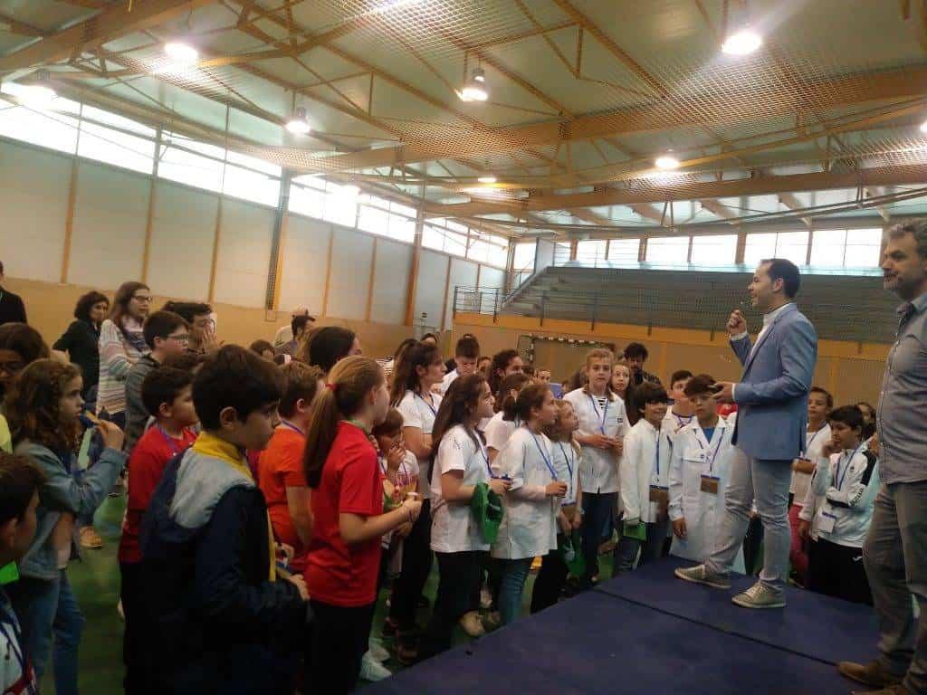 Jornadas Provinciales STEAM en Herencia4 - El Pabellón Municipal acoge las Jornadas Provinciales STEAM