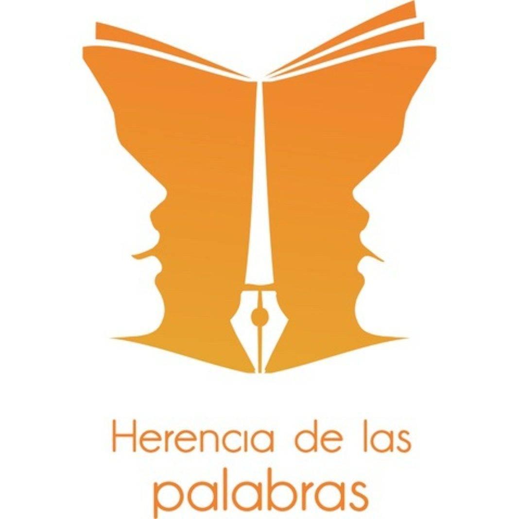 """Logotipo Herencia de las palabras 1 1068x1068 - Concurso de Lemas """"Comunicación Positiva en el Deporte"""""""