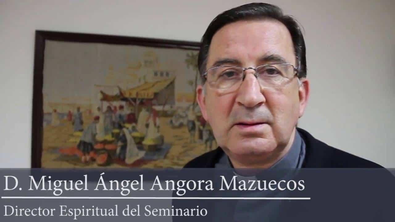 Miguel angel angora mazuecos - Fallece D. Miguel Ángel Angora que fue párroco durante 17 años en Herencia