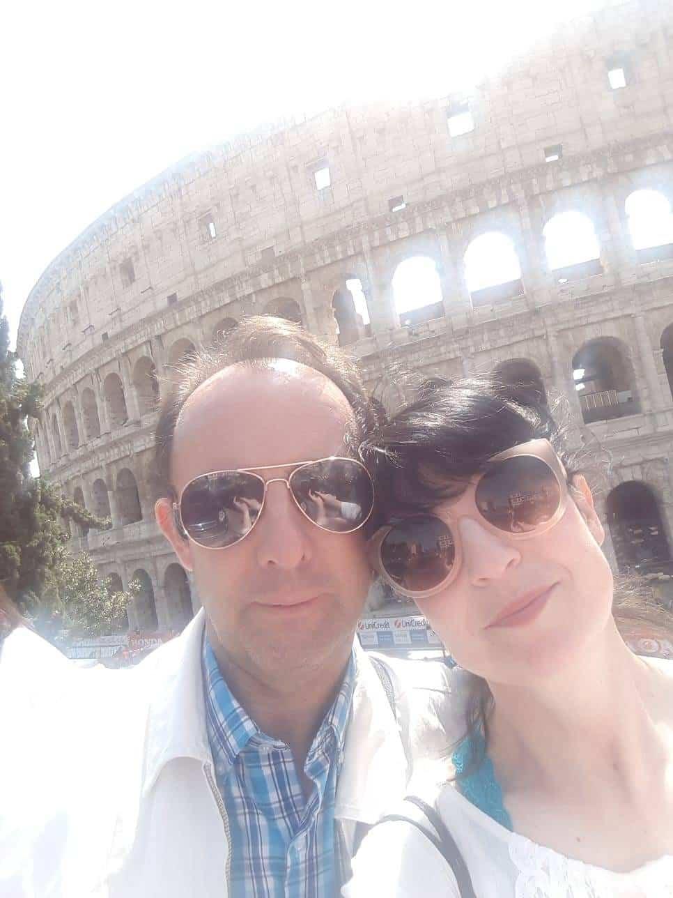 Miguel y Mariavi Cis Adar - Concierto de Cis Adar en la toledana localidad de El Romeral