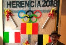 La residencia Nuestra Señora de La Merced celebra sus particulares Juegos Olímpicos