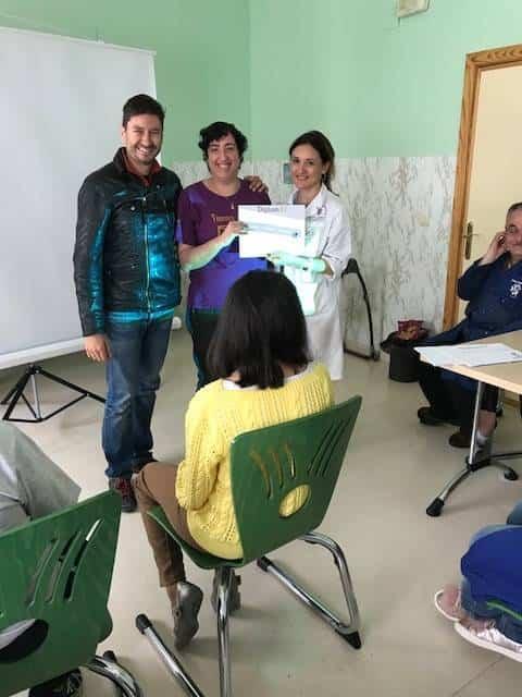 Traza2 finaliza su taller de maquetas en el centro ocupacional El Picazuelo 11
