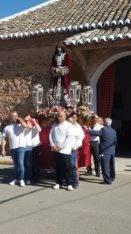 V Encuentro regional de hermandades de jesus de medinaceli en Herencia00