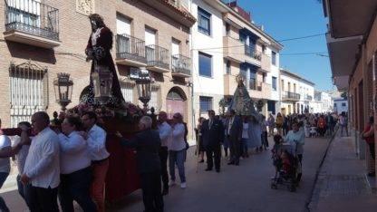 V Encuentro regional de hermandades de jesus de medinaceli en Herencia01