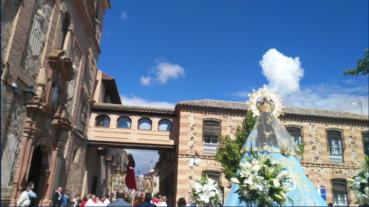 V Encuentro regional de hermandades de jesus de medinaceli en Herencia03