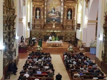 V Encuentro regional de hermandades de jesus de medinaceli en Herencia07 342x256 - Hermandades de Jesús de Medinaceli de Castilla-La Mancha, Madrid y Ávila se dan cita en Herencia