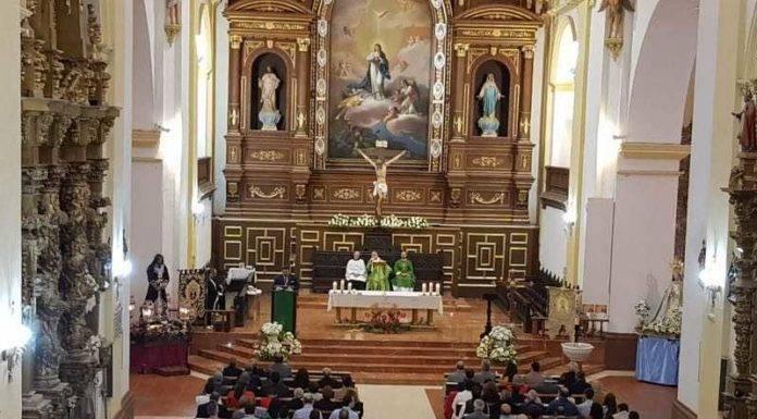 Hermandades de Jesús de Medinaceli de Castilla-La Mancha, Madrid y Ávila se dan cita en Herencia