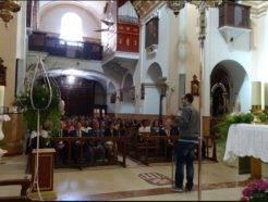 V Encuentro regional de hermandades de jesus de medinaceli en Herencia09 246x186 - Hermandades de Jesús de Medinaceli de Castilla-La Mancha, Madrid y Ávila se dan cita en Herencia