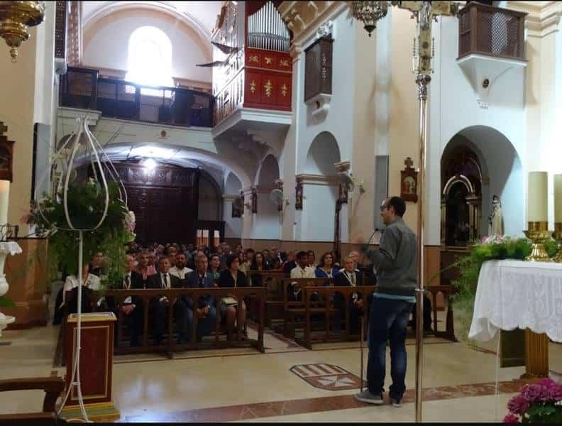 V Encuentro regional de hermandades de jesus de medinaceli en Herencia09 - Hermandades de Jesús de Medinaceli de Castilla-La Mancha, Madrid y Ávila se dan cita en Herencia