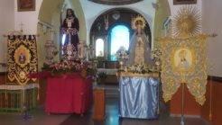 V Encuentro regional de hermandades de jesus de medinaceli en Herencia10