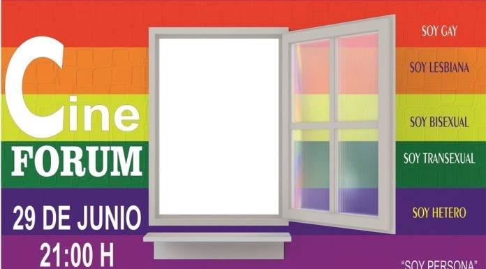 Cine Forum para conmemorar el Día Internacional de la Diversidad Sexual