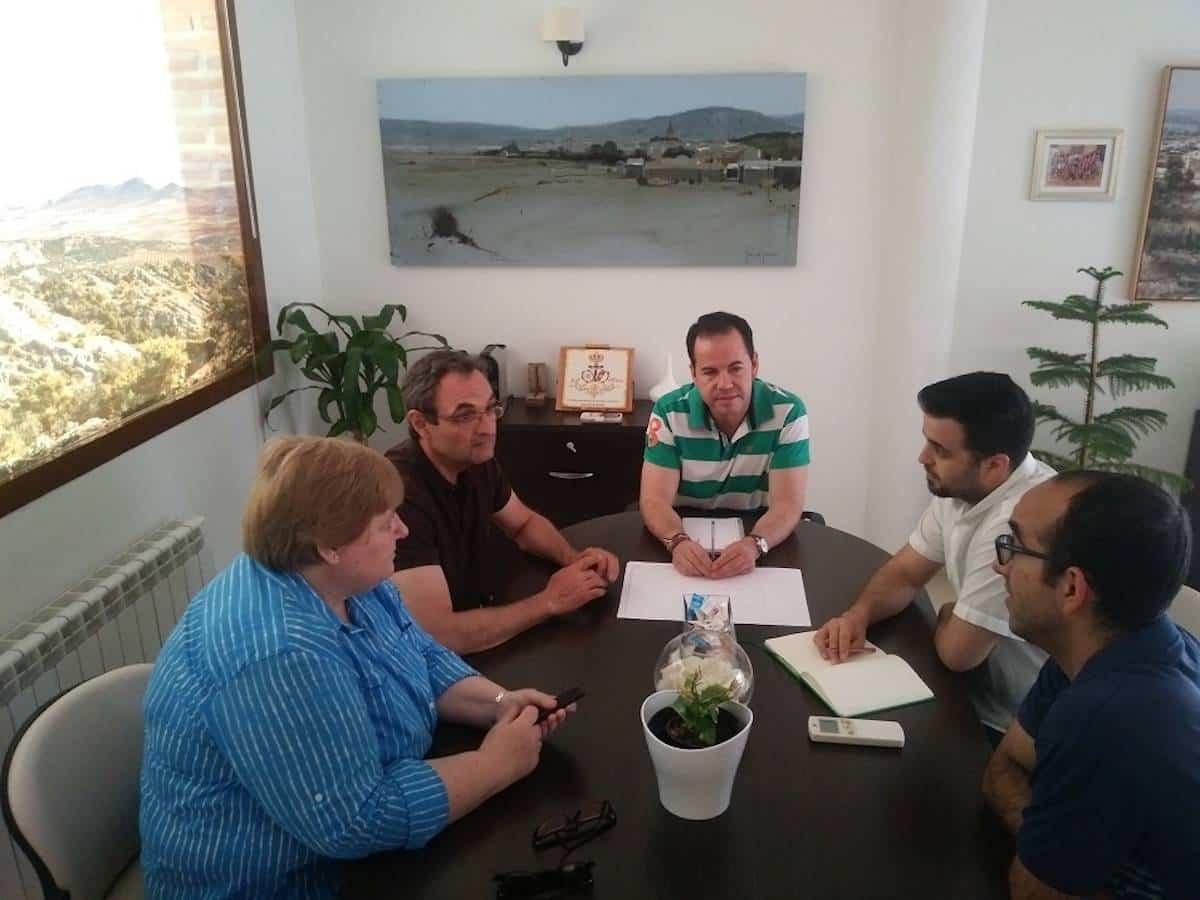 colaboracion herencia uclm Quhesalia - Herencia y la UCLM colaborarán en el Centro de Interpretación Quhesalia