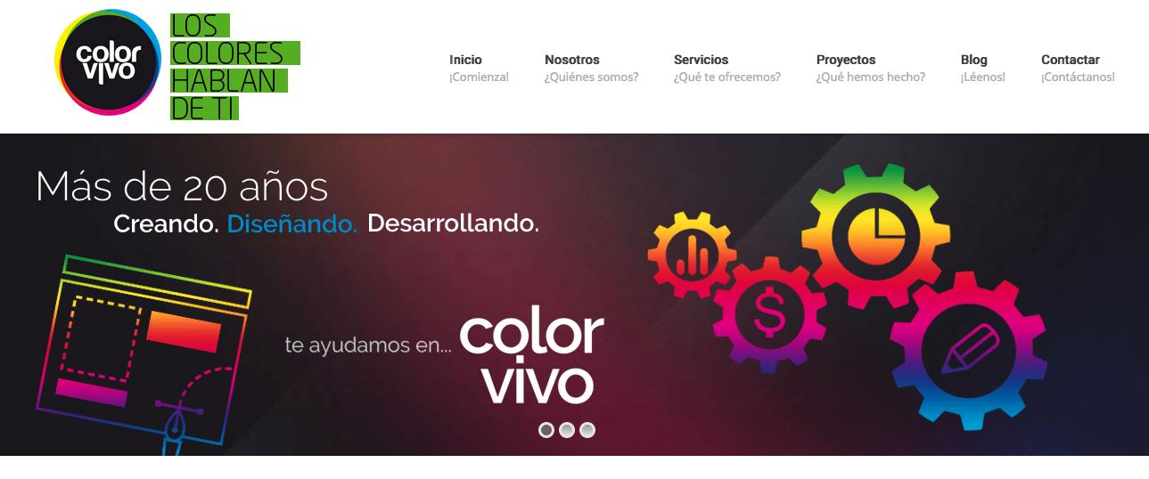 colorvivo internet - Tu identidad corporativa o tienda online subvencionada para impulsar tu negocio