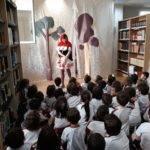 Cuentacuentos en la biblioteca para los colegios de Herencia 8